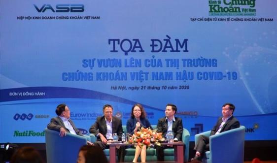 Sự vươn lên của thị trường chứng khoán Việt Nam hậu COVID-19