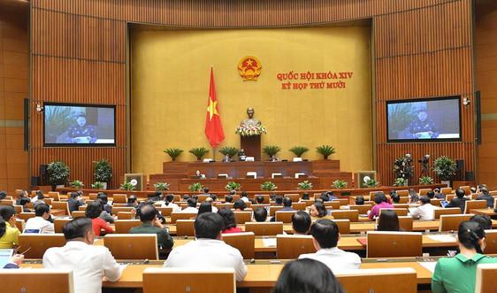 Quốc hội bắt đầu đợt họp thứ 2 Kỳ họp thứ 10 Quốc hội khóa XIV