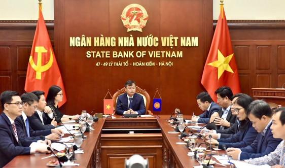 Đối thoại chính sách giữa Thống đốc NHTW ASEAN và các định chế tài chính