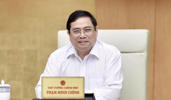 Thủ tướng Phạm Minh Chính: Hệ thống ngân hàng đã đạt được nhiều thành công, ngành cần phát huy những việc đang làm tốt và hiệu quả
