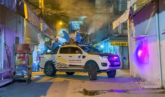 """Cộng đồng Ford Việt Nam đi đầu trong công tác chống dịch giữa """"tâm bão"""" COVID-19"""