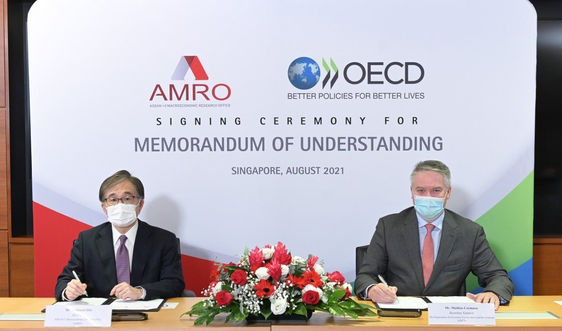 AMRO – OECD: Nâng tầm quan hệ đối tác chiến lược
