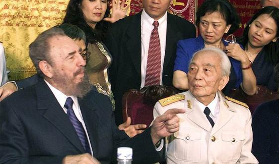 Ba chuyến thăm Việt Nam của Chủ tịch Cuba Fidel Castro