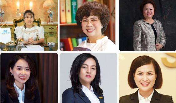 Những nữ doanh nhân 'quyền lực' ngành ngân hàng