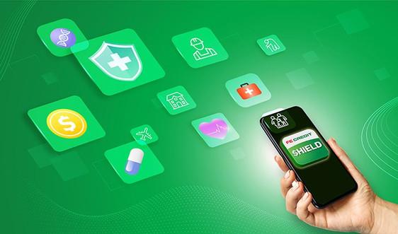 Ứng dụng SHIELD: Nâng cao trải nghiệm bảo hiểm số cho người dùng